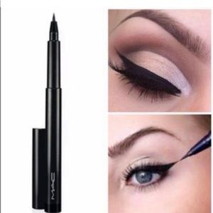 MAC Cosmetics Makeup - 2 new Mac liquid black eyeliner full size